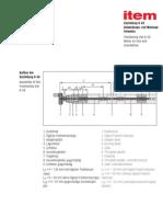 Dokmont Zustellung Positioning Set 0-4-118 08