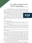 Inovação tecnológica e estratégias de implantação do telefone