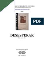 Pedro García Olivo - DESESPERAR.pdf