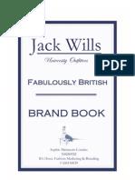 Jack Wills Brand Book
