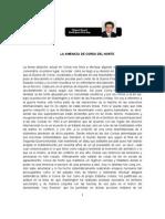 LA AMENAZA DE COREA DEL NORTE   de Miguel Ángel Rodríguez Mackay