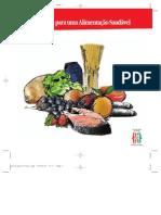 Alimentação saudável DGS