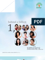 Dabur Annual Report