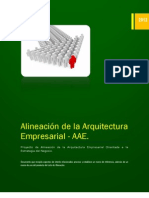 Alineacion Arquitectura Empresarial V2
