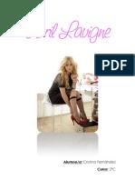 Avril Lavigne-Cristina Fernández 2ºC