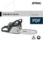 265 Manual de Utilizare Motofierastrau Stihl Ms 171 181 211 Big