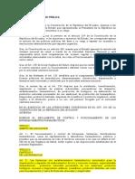 Reglamento de Control y Funcionamiento de Los Establecimientos Farmaceuticos