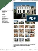 Woning (Villa) Te Koop Te Oud-Turnhout 6 - Heeren & Hillewaere