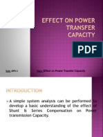 Reactive Power Control in Electrical Power Transmission System