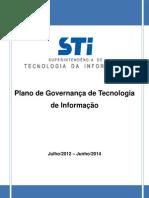 Plano Governanca Em TI STI
