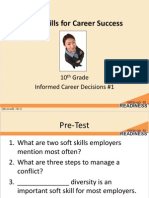 10th Informed Career Decisions 1