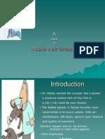 Mobile Hair Dresser