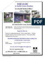 221 S. Euclid Avenue Brochure, Pasadena | for Lease