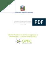 01- Mayo 05 RFP - Infraestructura Tecnológica de OPTIC