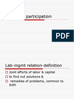 Worker's Participation in Mgmt_HRM