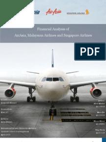 air asia financial analysis