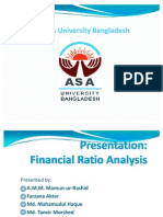 46783200 Financial Ratio Analysis ACI