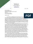 Ornathologist Bill Evans comments concerning Wolfe Island Wind Complex 2009-03