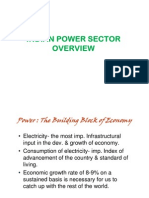 Power Sector Overview india