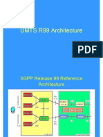 UMTS R99 Architecture