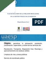 presentación UAESP