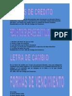 Titulos de Credito Evelyn