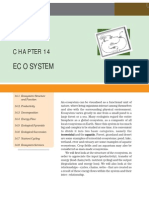 14 Ecosystem