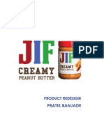 Jif Product Redesign