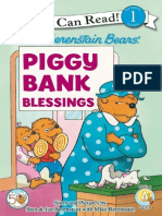 The Berenstain Bears, Piggy Bank Blessings