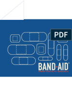 Band Aid Product Redesign