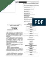 DS 057 2004 PCM Reglamento de la Ley General de Residuos Sólidos