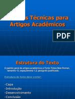 NormasTecnicasParaArtigosAcademicos