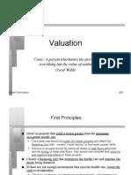 Damodaran on Valuation 1