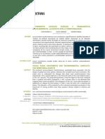 Movimientos sociales rurales y problemática ambiental. Disputas por la territorialidad