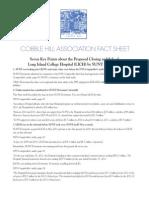 LICH-Seven Key Points Fact Sheet