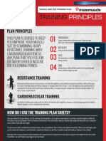 Muscle and Size Training Plan
