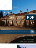 Previews Homes & Estates Magazine - Spring/Summer 2013