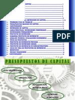 Finanzas III