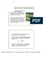 5-MecanicaFluidosII-ViscosoIncompressivel_2011