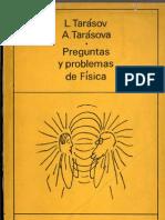 Problemas de Física_Tarásov, Tarásova