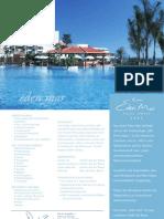 Factsheet Hotel Eden Mar (DE)