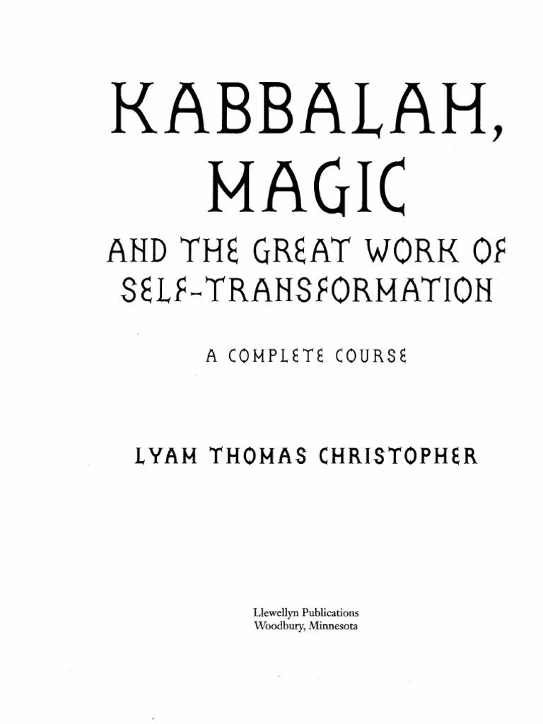 kabbalah magic magic paranormal kabbalah
