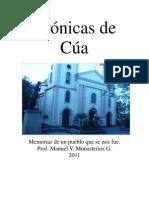 Crónicas de Cúa LIBRO versión definitiva pdf