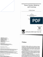 tensor calculos relativity and cosmology M. Dalarson.pdf