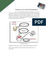 Simulasi Backup Ios Cisco Router