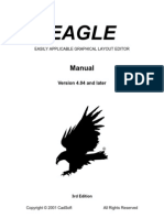 Ebook Manual - English - Cadsoft Eagle Ver 4.04 To 4.09 - Complete Manual.pdf