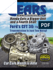 April 2013 Gears Magazine