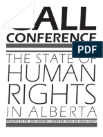 Gall Conference Report 2012