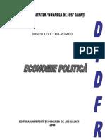 Economie Politica Ionescu 2008 2009