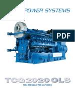 TCG 2020 OLS